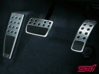 【レヴォーグ・VM】STIペダルセット(AT車用)・STIパーツ・STI部品