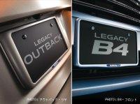 【レガシィ・BS/BN】カラードナンバープレートベースキット・スバルパーツ・スバル部品