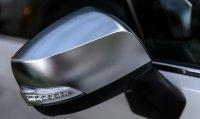 【SUBARU・WRX】サテンメッキドアミラーカバー・スバルパーツ・スバル部品
