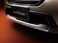 【エクシーガ・CROSSOVER 7】バンパーパネルパッケージ・スバル純正部品/エアロパーツ