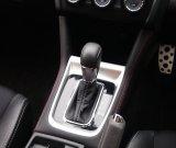 【SUBARU・WRX】GT-Sインジケーターカバー(赤ステッチ)・スバルパーツ・スバル部品