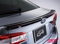 【インプレッサ・GK】STIトランクリッドスポイラー・スバルパーツ・スバル部品