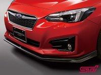 【インプレッサ・GK/GT】STIフロントアンダースポイラー・スバルパーツ・スバル部品