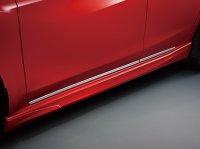 【インプレッサ・GK/GT】ドアアンダーガーニッシュ(メッキ調)・スバルパーツ・スバル部品