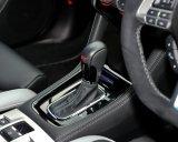 【SUBARU・WRX S4】ts用インジケーターカバー(白ステッチ)・スバルパーツ・スバル部品