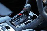 【SUBARU・WRX S4】ts用シフトカバーパネル(ピアノブラック調加飾パネル)・スバルパーツ・スバル部品