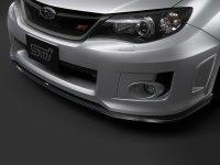 【インプレッサ・GV/GR】STI フロントアンダースポイラー・STIエアロ・STIパーツ