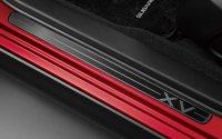 【SUBARU・XV】サイドシルプレート・スバル純正部品/スバルパーツ