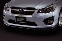 【インプレッサ・GJ/GP】STI フロントアンダースポイラー・スバル純正部品/STIパーツ