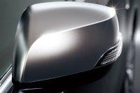 【インプレッサ・GJ/GP】2.0i-S Limited用 サテンメッキドアミラーカバー・スバル純正部品/エアロパーツ