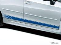 【レヴォーグ・VM】サイドストライプ・スバルパーツ・スバル部品