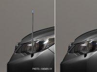 【SUBARU・XV HYBRID】フェンダーコントロール・スバル純正部品・スバルパーツ