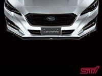 【レヴォーグ・VM】STIフロントアンダースポイラー(Dタイプ, GT/GT-S用)・STIパーツ・STI部品
