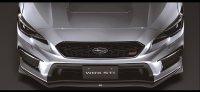 【SUBARU・WRX】STIフロントアンダースポイラー(D型〜用)・スバルパーツ・スバル部品