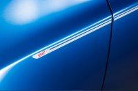 【レガシィ・BS/BN】STIピンストライプセット(シルバー/ダークグレー)・スバルパーツ・スバル部品