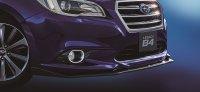 【レガシィ・BN】STIフロントアンダースポイラー(艶ありブラック)・スバルパーツ・スバル部品