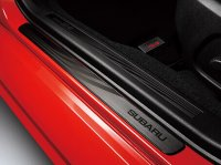 【SUBARU・WRX】サイドシルプレート(S4用)・スバルパーツ・スバル部品