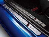 【SUBARU・WRX】サイドシルプレート(STI用)・スバルパーツ・スバル部品