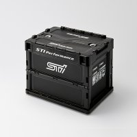 STI 折りたたみコンテナ(S)/STIグッズ・STI