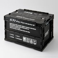STI 折りたたみコンテナ(M)/STIグッズ・STI