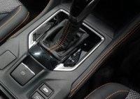 【SUBARU・XV/GT】2.0i-s用 シフトパネル&ブーツ(オレンジステッチ)・スバル純正部品/スバルパーツ