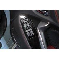 【BRZ・ZC】STI Sport用 パワーウィンドゥスイッチパネル(ピアノブラック調)・スバル純正部品/SUBARUパーツ