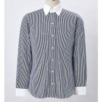 dc213ec044b4ac STI ドライビングシャツ(長袖)ストライプ・STIシャツ/スバルシャツ
