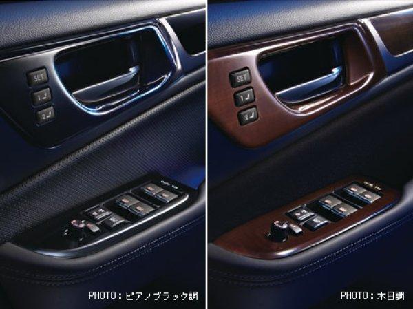 【レガシィ・BS/BN】インテリアパッケージ・スバルパーツ・スバル部品